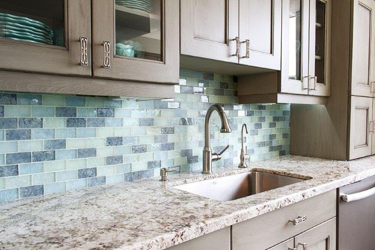 Subway Glass Tile - Mosaics come in 2X4 and 3X6 | South Cypress