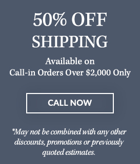 Half Off Shipping Sale Now Through January 19th